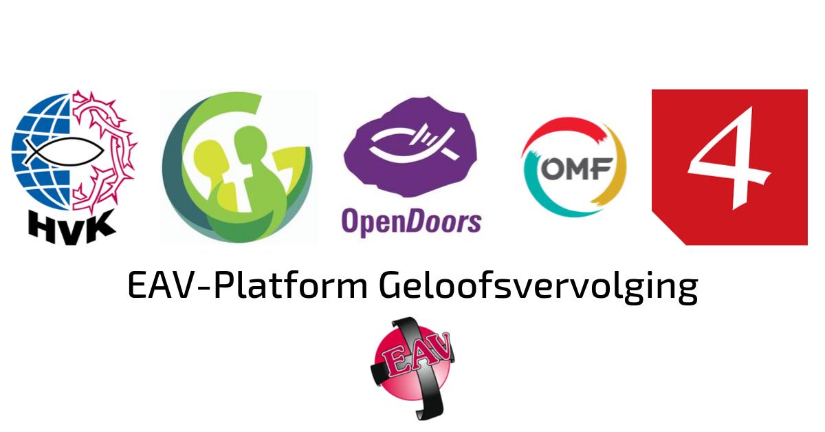EAV-Platform Geloofsvervolging