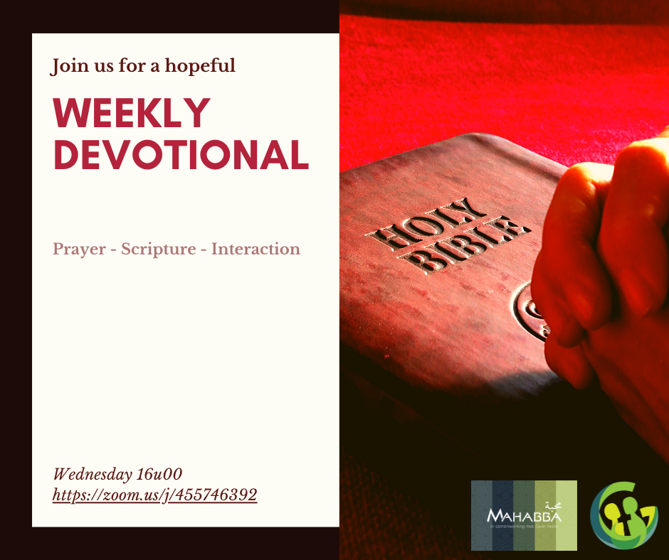 Weekly Devotional (3)